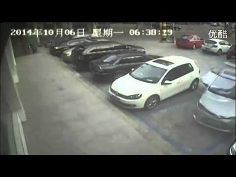 Epic Parking Fail in Jiangsu | That's Mags