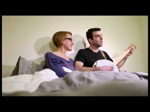 """""""Glass Menagerie'""""s Zachary Quinto Hosts a Holiday Sleepover on """"Side by Side by Susan Blackwell"""""""