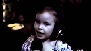 Amy Castle back in '94 - The Cuppycake Song