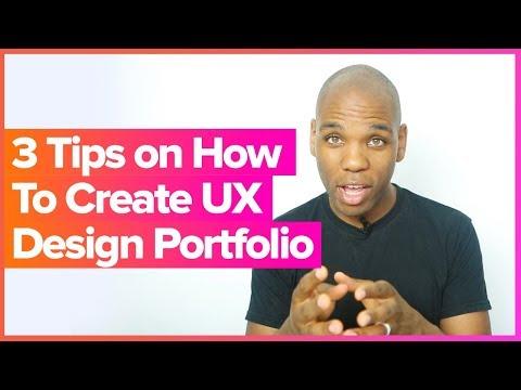 3 Tips on How To Create UX Design Portfolio