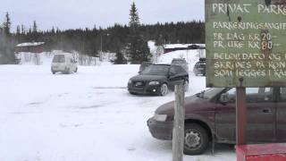 2011 audi a3 2 0tdiq black edition quattro snow drifting