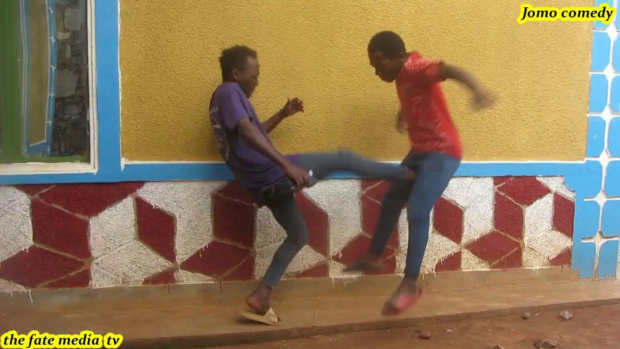 Nyaxo comedy: umunsi wo kubeshya