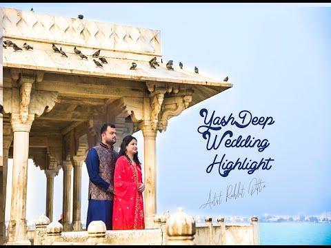 YashDeep Cinematic Wedding Highlight | Artist Rakshit Dutta | CL!CK |   Ajmer