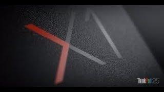 ThinkPad X1 Family Tour (2018)