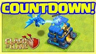 COUNTDOWN! Clash of Clans TOWN HALL 12 Update - are you PREPARED?