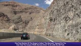 I-15 North (AZ), Virgin River Gorge, Mile 9 To Mile 27
