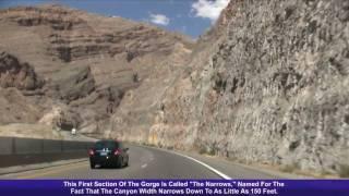 I-15 North (AZ), Virgin River Gorge, Mile 9 To Mile 27