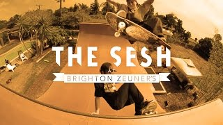 The Sesh: Brighton Zeuner's Ramp