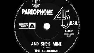 The Allusions - And She