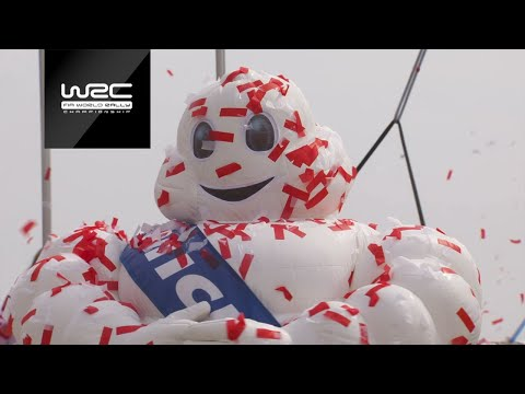 WRC 2019: Official WRC Partner MICHELIN