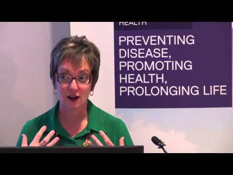 Tackling obesity - Webinar - 12 September 2013