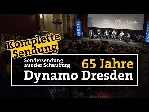 Sondersendung 65 Jahre Dynamo Dresden   19:53 - Der Dresdner Fußballtalk   10. April 2018