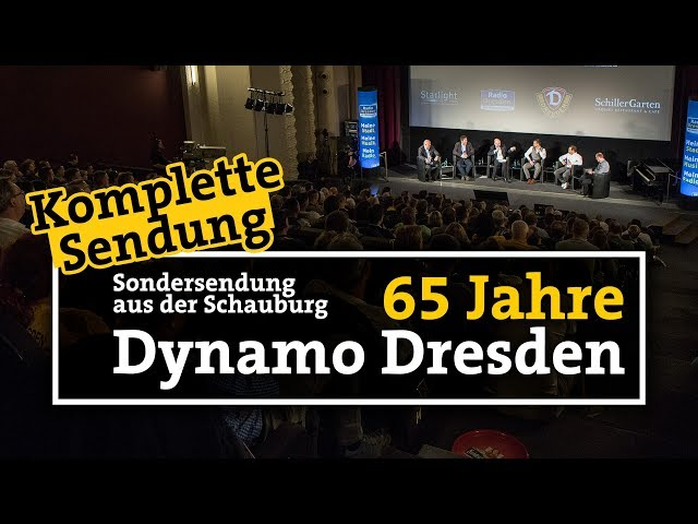 19:53 - DER DRESDNER FUSSBALL-TALK #23 Sondersendung 65 Jahre Dynamo Dresden (10.04.2018)