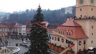 Waiting for winter - BRASOV - Piata Sfatului