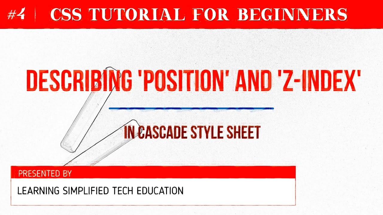 2 background images css z index - Css Position And Z Index Definition Css Tutorial For Beginners Definitions