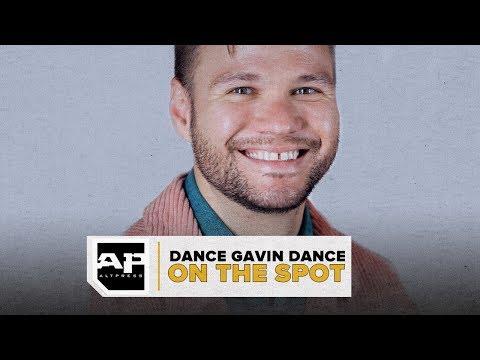 We Put Dance Gavin Dance On The Spot
