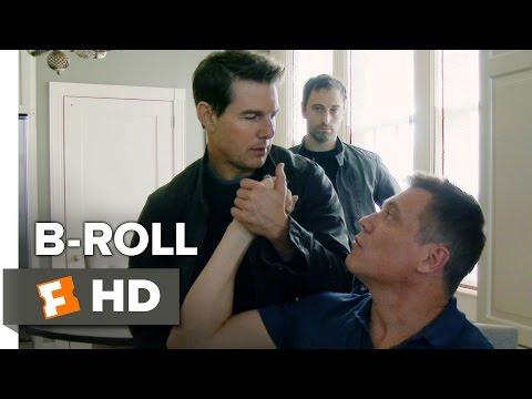 Jack Reacher: Never Go Back B-ROLL (2016) - Tom Cruise Movie streaming vf