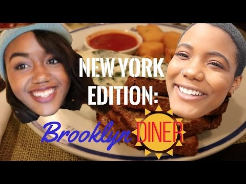 FOOD ADVENTURES IN NEW YORK: BROOKLYN DINER | S1:E6