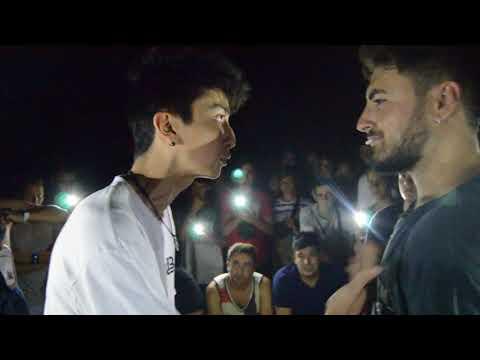 SANTI VS IVANK ( BATALLÓN DE LOS DIOSES ) [TODORAPHUELVA INFANTA ELENA] (Semifinales)
