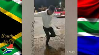 Gambar cover Manqonqo - Eyadini feat. Dason; Saviour Gee. Dance video