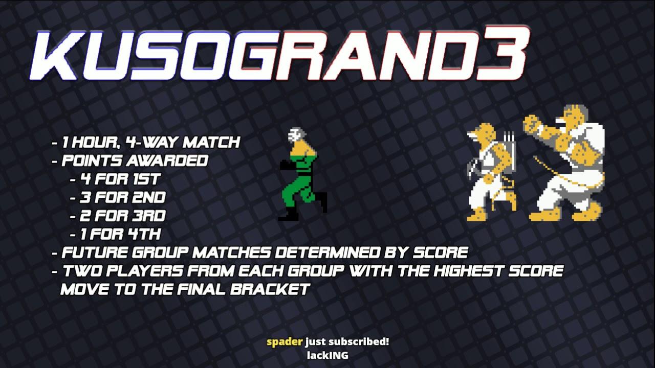 Kusogrand3! Kool Kids in Duck Maze