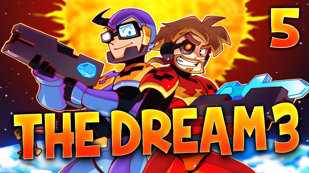 THE DREAM 3 - Ep 5 - LE BIOME RADAR - Minecraft Survie MODS