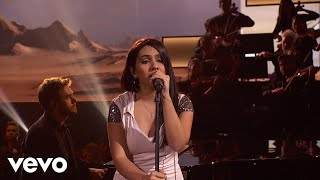 zedd alessia cara   stay live on the american music awards   2017