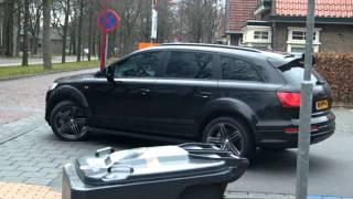 Audi Q7 V12 in Oosterwolde