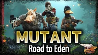 Mutant Year Zero: Road to Eden - Прохождение - Часть 1