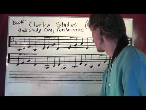 Clarke Studies: Make Your Own Key Signature!