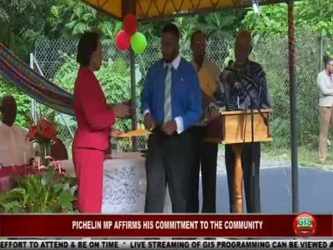 GIS Dominica, National Focus for June 9, 2016