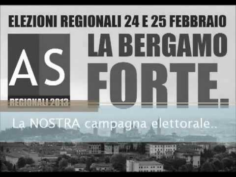 La Bergamo Forte - la nostra campagna elettorale