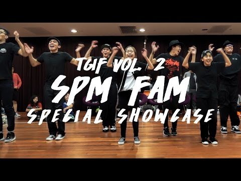 SPM Fam | Special Showcase | TGIF Vol. 2 | RPProductions