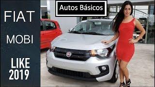 Fiat Mobi 2019 version basica