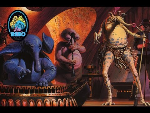 Star Wars Gentle Giant Sy Snootles Max Rebo Band Youtube