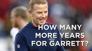 After 8 1/2 seasons can Jason Garrett ever win a championship?