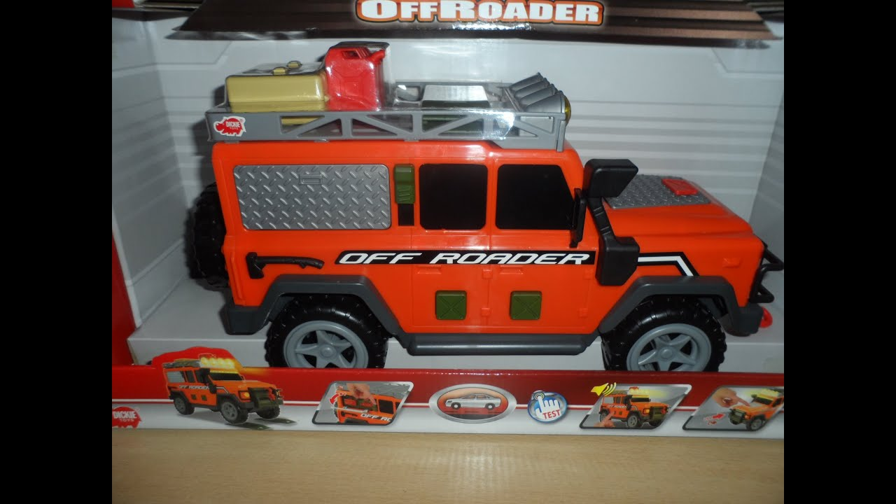 Toys Land Rover 116