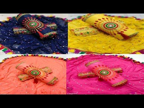 Fancy Ladies Suit collection 2019 | Chandni Chowk Delhi Wholesale Market