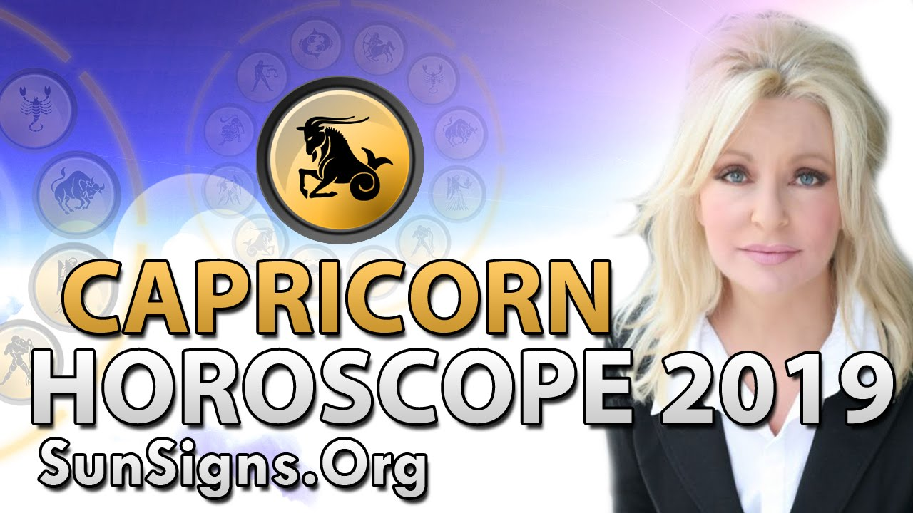 Capricorn Horoscope 2019 Predictions | SunSigns Org