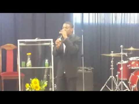 "Youth Pastor Grant Mack ""Bly hou die belofte"" (keep the promise)"
