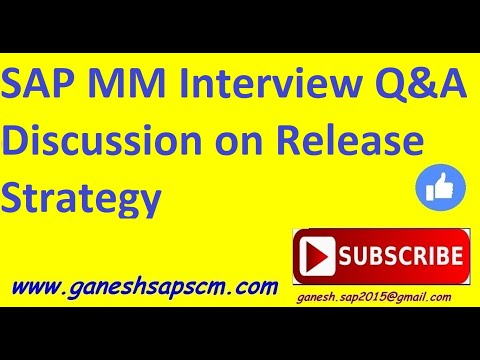 Discussion on Release Strategy by Ganesh Padala