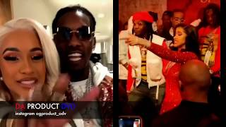 Cardi B Give Offset L*p Dance In Court & Flex 500,000 In New Jewelry..DA PRODUCT DVD
