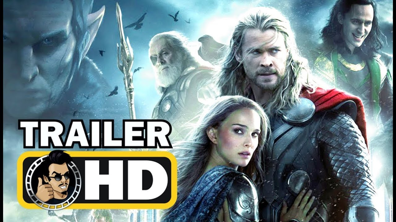 thor 2: the dark world (2013) official trailer #1 |full hd| marvel