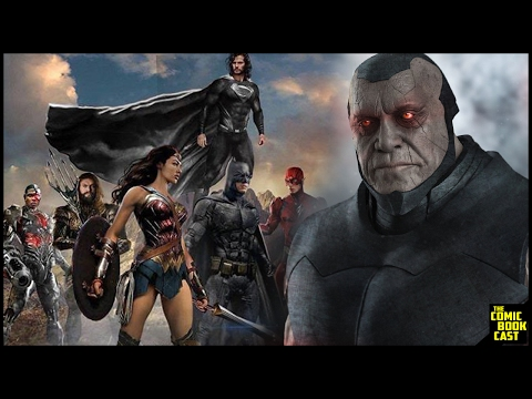 New Justice League Movie Synopsis Released