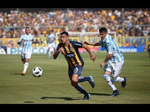 Fecha 24: Resumen de Rosario Central - Racing