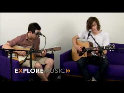 Tokyo Police Club perform Hands Reversed at ExploreMusic
