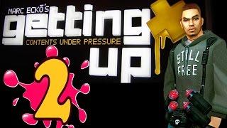 Marc Ecko's Getting Up: Contents Under Pressure. Прохождение. #2.(Магазин игр Steambuy: http://bit.ly/1DmvvZW Ссылка на плейлист: http://bit.ly/1G4Op6T Прохождение игры Marc Ecko's Getting Up: Contents Under Pressure ..., 2014-11-18T15:55:06.000Z)