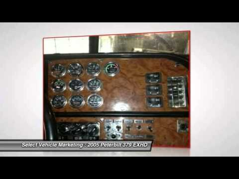2005 peterbilt 379 fuse panel diagram 2005 peterbilt 379 exhd hb3798gb6 - youtube