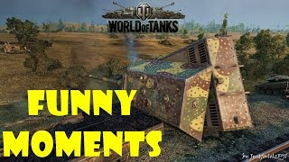 World of Tanks - Funny Moments | Week 3 May 2016