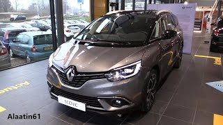 Renault Grand Scenic 2017 In Depth Review Interior Exterior